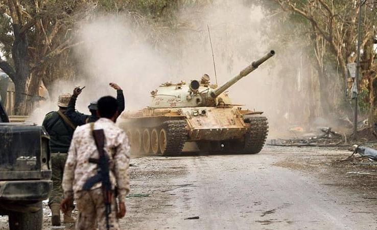 هل تغيّر روسيا موازين الحرب في ليبيا لصالح حفتر؟
